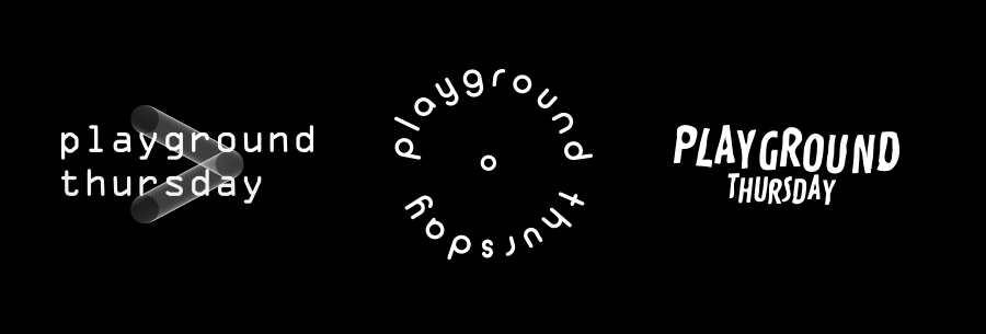 PlaygroundThursday-logovoorstel