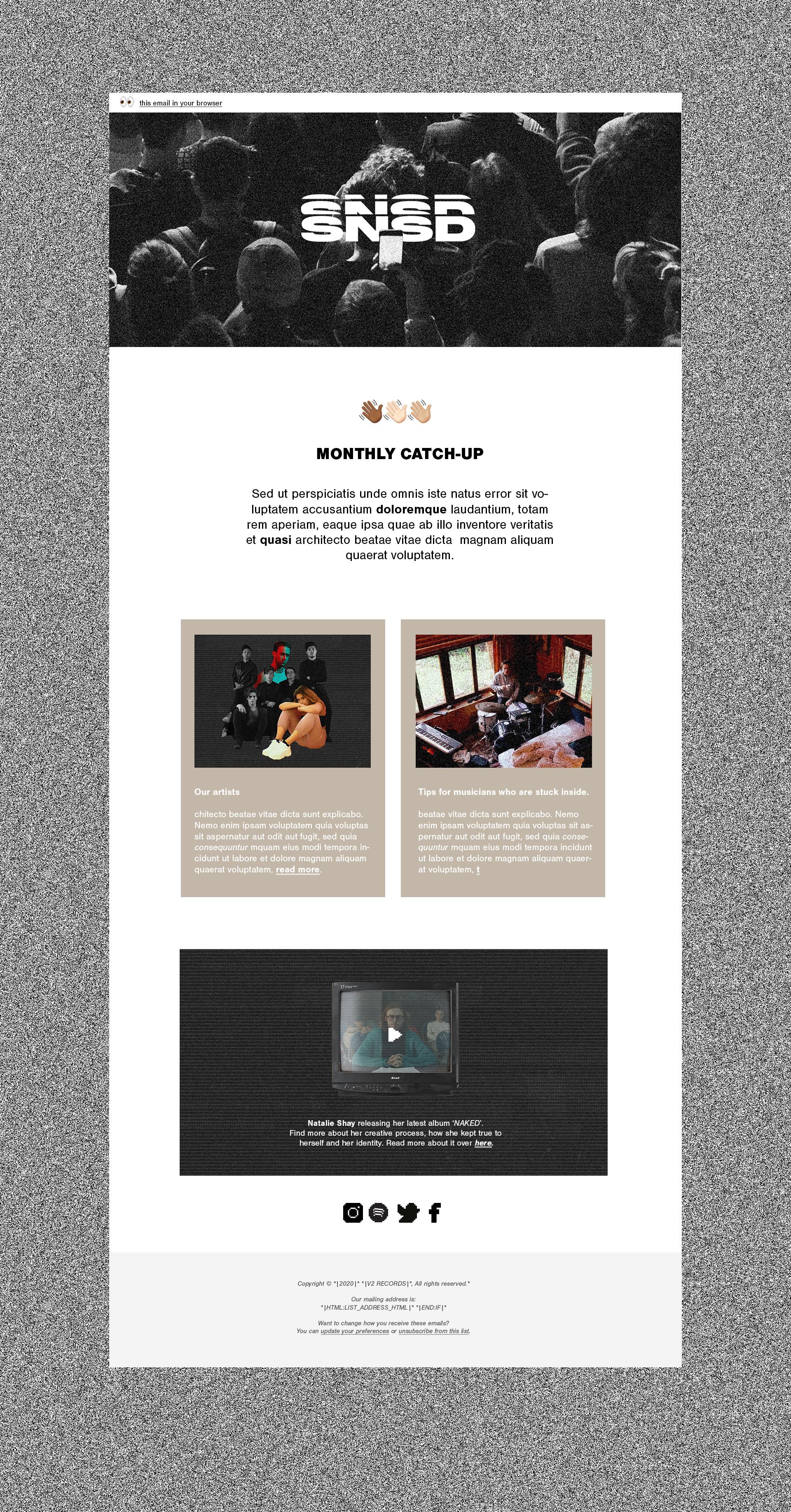 SNSD-newsletter-design