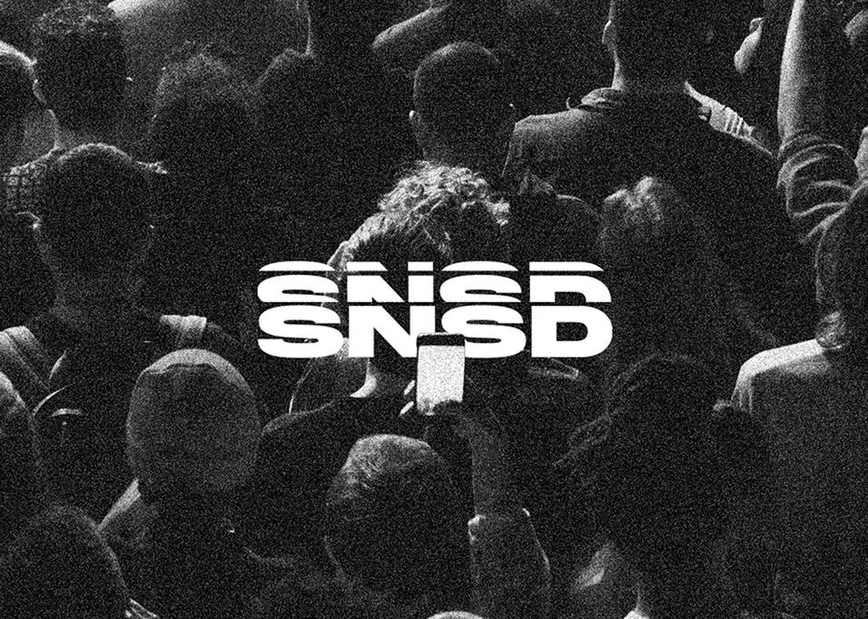 SNSD Records - branding